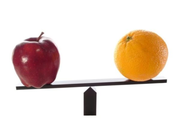 apples vs oranges competitors image