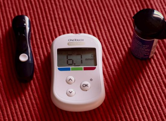 testing equipment for diabetics